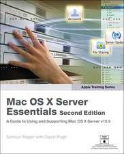 Apple Training Series:Mac OS X Server Essentials