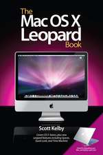 The Mac OS X Leopard Book:  How to Do the Things You Want to Do on Your Mac