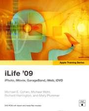 iLife '09: iPhoto, iMovie, GarageBand, iWeb, iDVD [With DVD ROM]