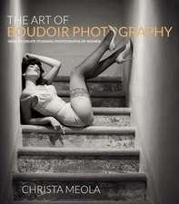 The Art of Boudoir Photography