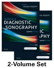 Textbook of Diagnostic Sonography: 2-Volume Set