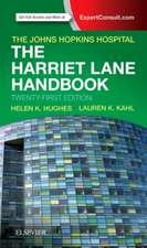 The Harriet Lane Handbook: Harriet Lane Pediatrie