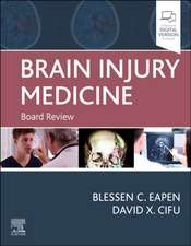 Brain Injury Medicine: Board Review