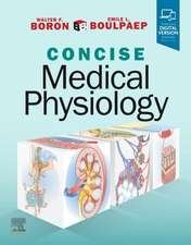 Boron & Boulpaep Concise Medical Physiology