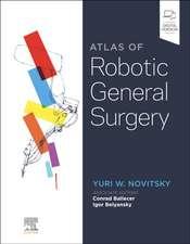 Atlas of Robotic General Surgery