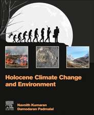 Holocene Climate Change and Environment