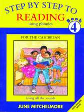 Step-by-step to Reading Using All the Sounds