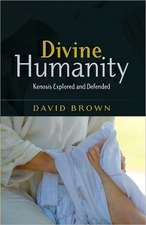 Divine Humanity