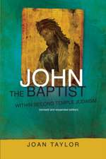 John the Baptist:  Radical Theology from A to Z