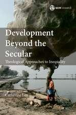 Development Beyond the Secular