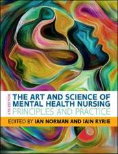 The Art and Science of Mental Health Nursing: Principles and Practice