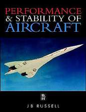Performance and Stability of Aircraft