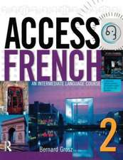 Access French 2