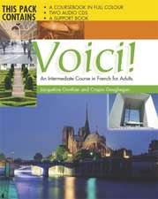 Voici CD Complete Pack:  An Intermediate Course in French for Adults