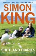 King, S: Shetland Diaries