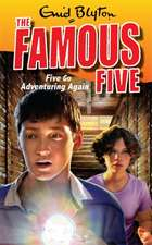 The Famous Five 02. Five Go Adventuring Again