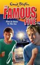 Blyton, E: Five Go Down To The Sea