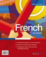 Jannetta, J: AS French Teacher Resource Pack