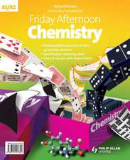 Friday Afternoon Chemistry AS/A2
