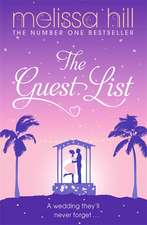 Hill, M: The Guest List