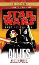Allies:  Star Wars Legends (Fate of the Jedi)