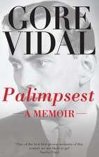 Palimpsest: A Memoir