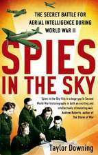 Spies in the Sky