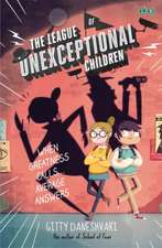 The League of Unexceptional Children 01