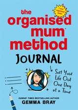 Organised Mum Method Journal