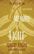 Wheel of Time 14. A Memory of Light
