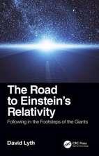 Road to Einstein's Relativity