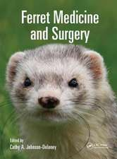 FERRET MEDICINE AND SURGERY RPD