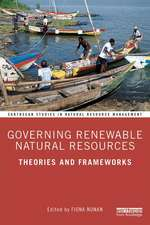 Governing Renewable Natural Resources