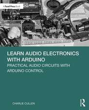 Learn Audio Electronics with Arduino