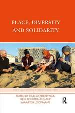 PLACE DIVERSITY AND SOLIDARITY RPD
