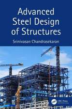 ADVANCED STEEL DESIGN OF STRUCTURES