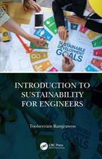 Introduction to Sustainability for Engineers