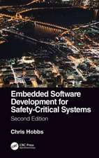 Embedded Software Development for Safety-Critical Systems, Second Edition