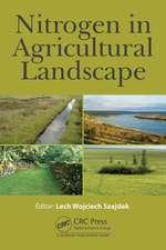 Nitrogen in Agricultural Landscape