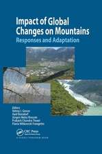 Impact of Global Changes on Mountains