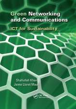 Green Networking and Communications