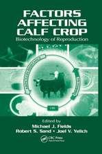 Factors Affecting Calf Crop