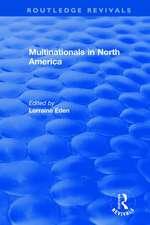 Multinationals in North America