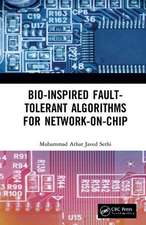 Bio-Inspired Fault-Tolerant Algorithms for Network-on-Chip