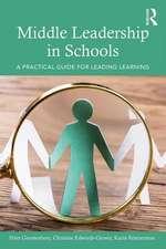 Grootenboer, P: Middle Leadership in Schools