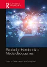 Routledge Handbook of Media Geographies