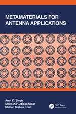 Metamaterials for Antenna Applications