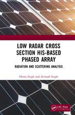Low Radar Cross Section HIS-Based Phased Array