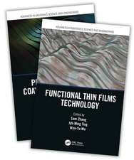 Protective Thin Coatings and Functional Thin Films Technology
