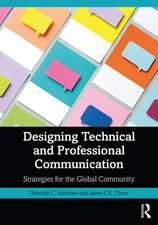Designing Technical and Professional Communication